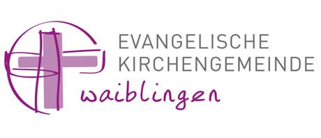 Logo Evangelische Kirchengemeinde Waiblingen